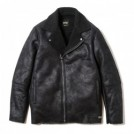 "Deviluse ジャケット ""MOUTON RIDERS JKT"" (Black)"