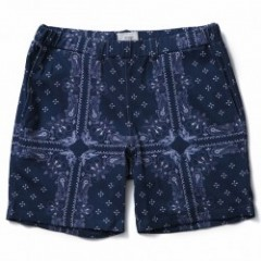 "CRIMIE ショーツ ""ORIGINAL BANDANA SHORTS"" (Navy)"