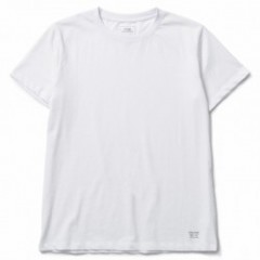"CRIMIE Tシャツ ""PREMIUM CREW NECK T-SHIRT"" (White)"