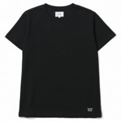 "CRIMIE Tシャツ ""PREMIUM CREW NECK T-SHIRT"" (Black)"