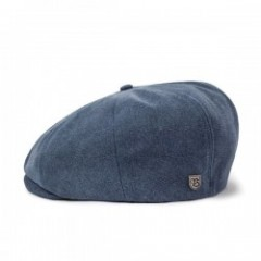 "BRIXTON ハンチング ""BROOD CAP"" (Washed Navy)"