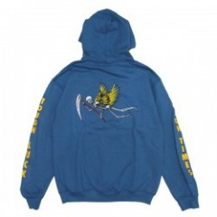 "LOSER MACHINE パーカ ""TOUGH TIMES HOODIE"" (I.Blue)"
