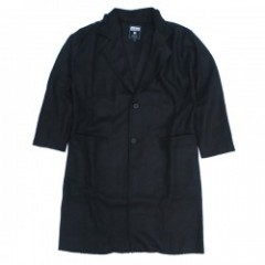 "Deviluse コート ""CHESTER COAT"" (Black)"