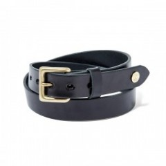 "ANIMALIA ベルト ""CHISHOLM TRAIL TRAIL BELT #002"" Blk"
