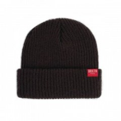 "BRIXTON ビーニー ""REDMOND BEANIE"" (Brown)"