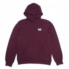 "BRIXTON パーカ ""STITH HOOD FLEECE"" (Maroon)"