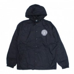 ★30%OFF★ OBEY OBEY PROPA COMPANY HOODED COACHE JKT