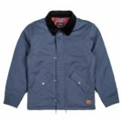 "BRIXTON ジャケット ""APEX JACKET"" (Steel Blue)"