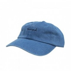 "Diamond Supply Co. ""OG SCRIPT DENIM SPORTS HAT"""