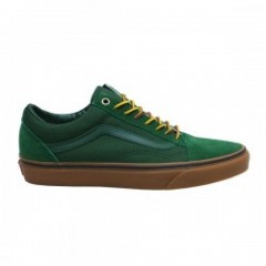 "VANS ""OLD SKOOL"" (GUMSOLE) Eden/Boot Lace"