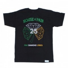 ★30%OFF★ Diamond Supply Co. × House of Pain コラボTシャツ