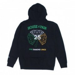 Diamond Supply Co. × House of Pain コラボフードスウェット
