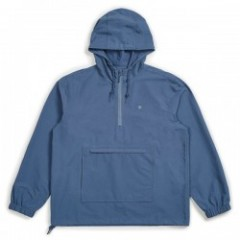 "BRIXTON アノラック ""PATROL ANORAK JACKET"" (Dusty Blue)"