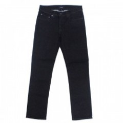 "BRIXTON デニムパンツ ""RESERVE 5-POCKET DENIM PANT"" (Black)"