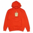 "LEON KARSSEN パーカ ""IT HURTS HOODIE"" (Burnt Orange)"