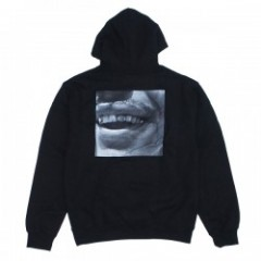 "JHF パーカ ""GOLD GRIN PULLOVER HOODIE"" (Black)"
