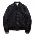 "ROARK REVIVAL リバーシブルジャケット ""GREAT HEIGHTS JACKET"" (Black)"
