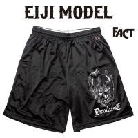 "Deviluse ショーツ ""EIJI MODEL BASKETBALL SHORTS"" (Blk)"