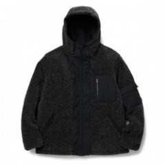 "RADIALL ""WALKING DOG BOA PARKA"" (Black)"