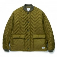 "★30%OFF★ RADIALL ""STORM QUILTED JACKET"" Olive Drab"
