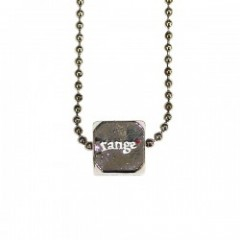 "range ネックレス ""RANGE LUCKY DICE NECKLACE"" (Silver)"