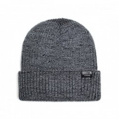 "BRIXTON ビーニー ""REDMOND BEANIE"" (Gray/Black)"