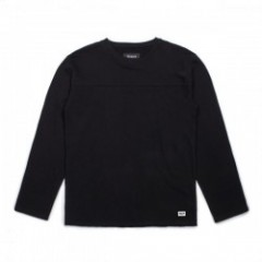 "BRIXTON クルースウェット ""PITTSBURGH CREW FLEECE"" (Black)"