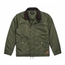 "BRIXTON ジャケット ""PINNACLE JACKET"" (Olive)"