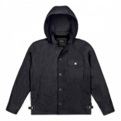"BRIXTON ジャケット ""TAYLOR II JACKET"" (Black)"
