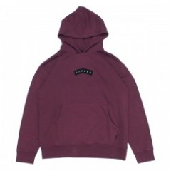 "AFENDS パーカ ""ANTI PULLOVER HOOD"" (Ox Blood)"