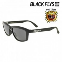 "BLACKFLYS×SUBLIME ""BRADLEY FLY"" (M.Black/Smoke)"