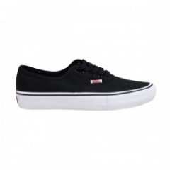 "VANS ""AUTHENTIC PRO"" (Black/White)"