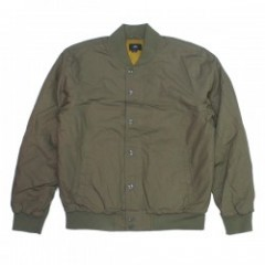 "OBEY ジャケット ""RANKS JACKET"" (Dull Army)"