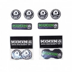 "MxMxM ""MAGICAL MOSH MAGNETS (6PACK)"""