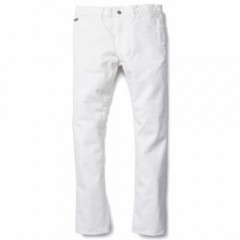 "★30%OFF★ CRIMIE ""BORN FREE STRETCH PANTS"" (White)"