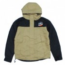 "range ジャケット ""RANGE BASIC MOUNTAIN BOA PARKA 3"" (Beige/Black)"