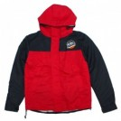 "range ジャケット ""RANGE BASIC MOUNTAIN BOA PARKA 3"" (Red/Black)"