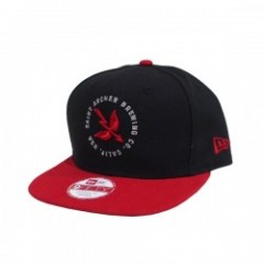 "SAINT ARCHER キャップ ""WINGS & ARROW SNAPBACK"" Blk/Red"