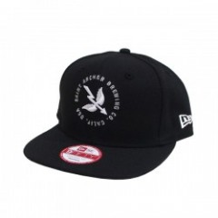 "SAINT ARCHER キャップ ""WINGS & ARROW SNAPBACK"" Blk/Wht"