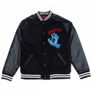 "SANTA CRUZ x MxMxM ""MAGICAL SCREAMING HAND STADIUM JKT"" (Black)"