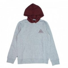 "OBEY パーカ ""NEXT ROUND HOOD"" (Burgundy)"