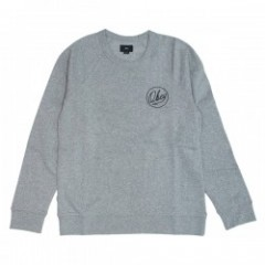 "OBEY クルースウェット ""BALLPOINT CREW SWEAT"" (H.Gray)"