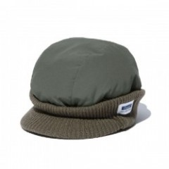 "RADIALL キャップ ""STORM WATCH CAP"" (Olive)"