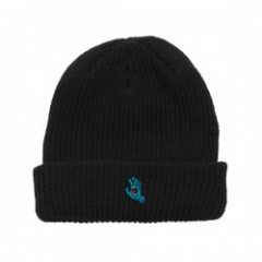 "SANTA CRUZ ビーニー ""SCREAMING HAND BEANIE"" (Black)"