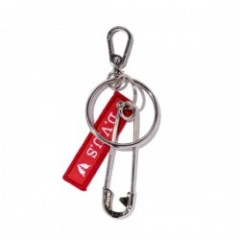 "Deviluse キーホルダー ""KEY CHAIN"" (Red)"