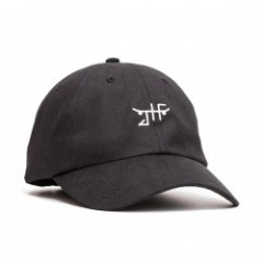 "JHF キャップ ""CLASSIC SKATE DAD HAT"" (Black)"