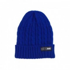 "Deviluse ビーニー ""DUAL NATURE LOGO BEANIE"" (Blue)"