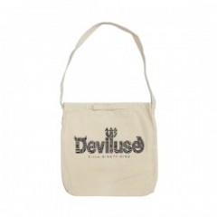 "Deviluse バッグ ""GEOMETRY LOGO BAG"" (Natural)"