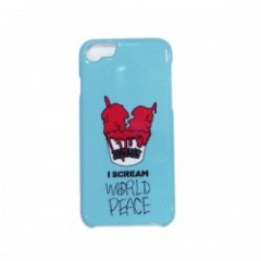"Deviluse ""I SCREAM iPHONE CASE"" (Emerald) 6/6S/7対応"