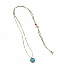 "RADIALL ""NICE DREAM PEACE NECKRACE"" (Multi Color)"